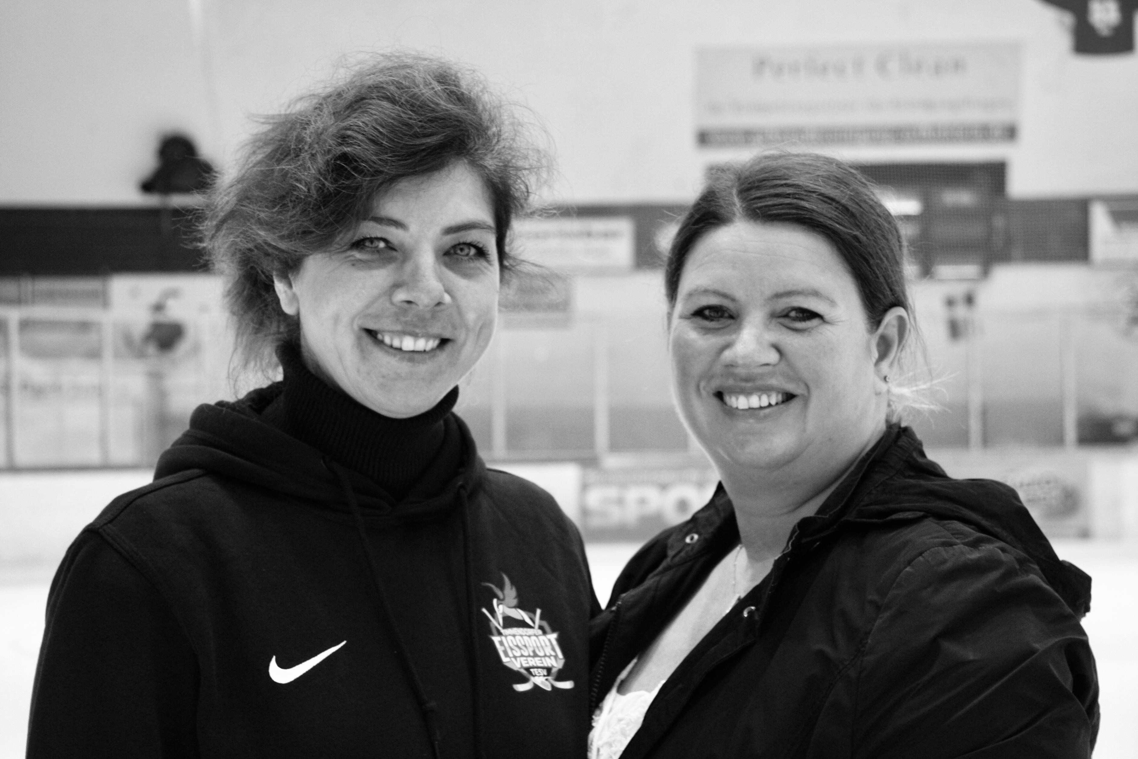 Iryna Wernau & Lea Grimm